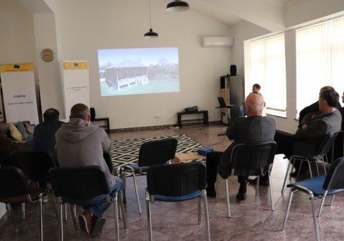 Развитие экофермерства в Абхазии
