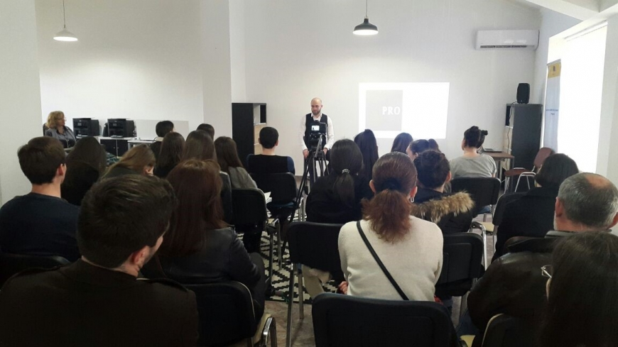 "Capacity-building training held by CSO "" Mothers of Abkhazia for Peace and Social Justice"""