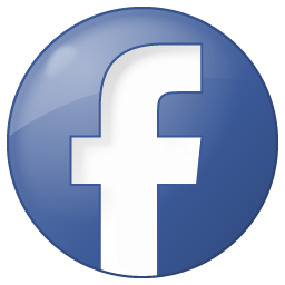 social facebook button blue 256 30648
